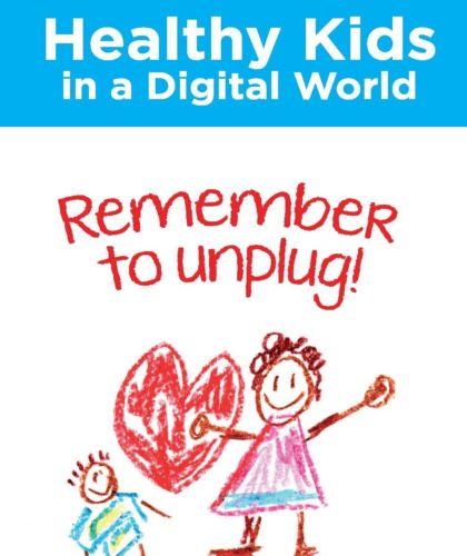 Healthy Kids in a Digital World