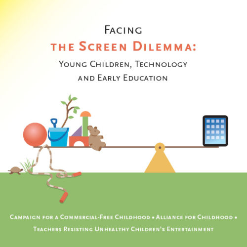 Facing the Screen Dilemma: Young Children, Technology and Early Education