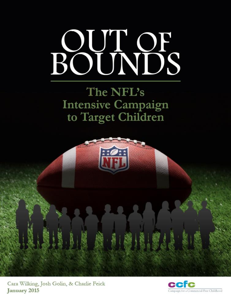 Report: NFL Targeting Children