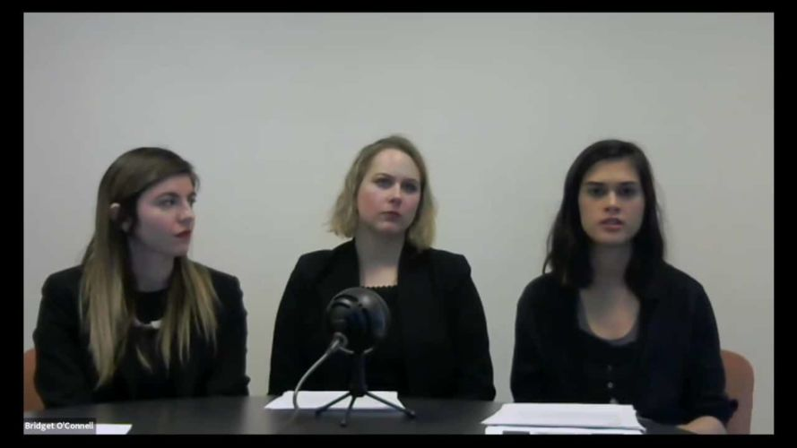 Are Apps Manipulating Kids? with Bridget O'Connell, Allegra Kauffman, and Rachel Johns, Georgetown Law