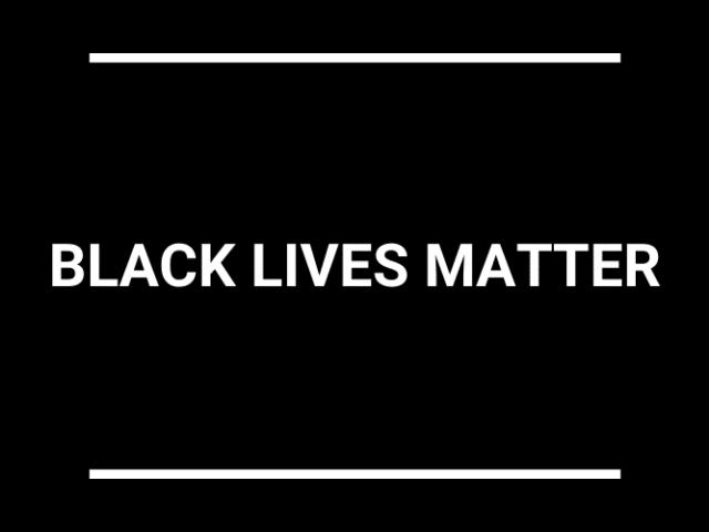 BLACK LIVES MATTER blog featured image