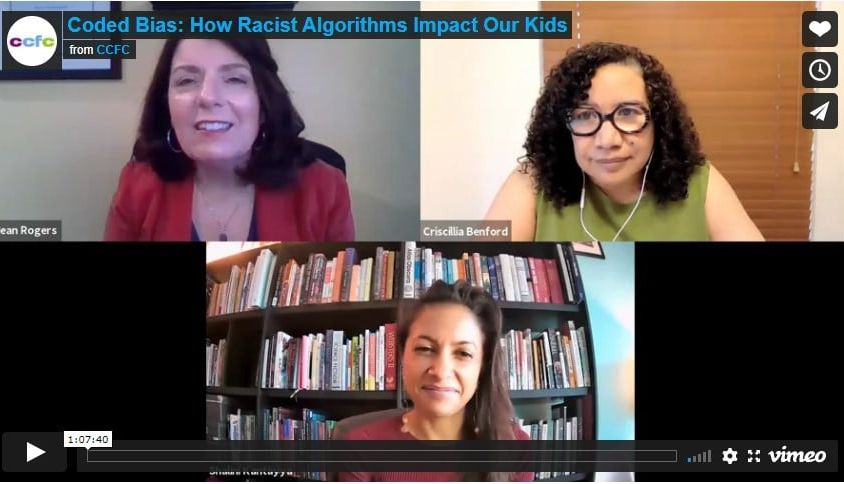 Coded Bias: How Racist Algorithms Impact Our Kids