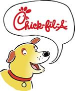 Martha Speaks and Chick-fil-A