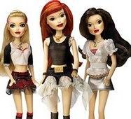 The Pussycat Dolls dolls