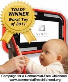 Vinci Touchscreen Mobile Learning Tablet